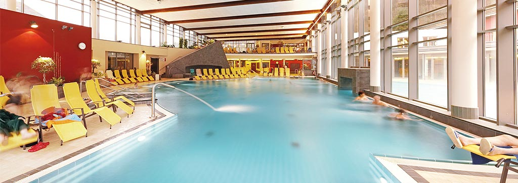 Vulkaneifel Therme Schwimmbad